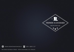Frewen & Alyward Mens Clothes Dun Laoghaire | Gift Vouchers