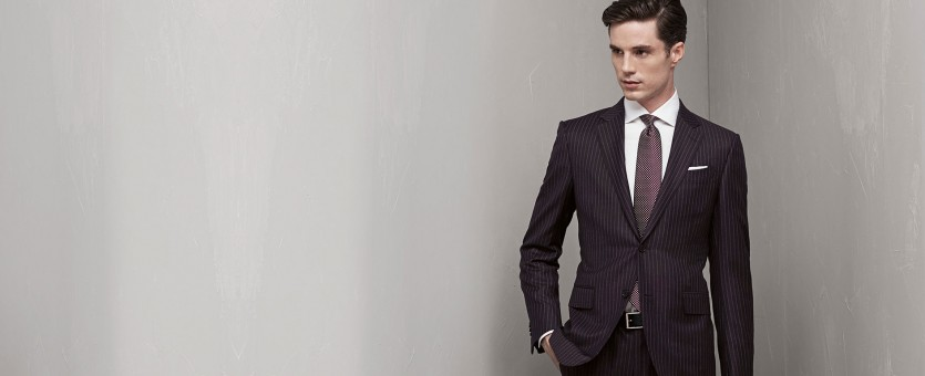 Zegna made to measure suits