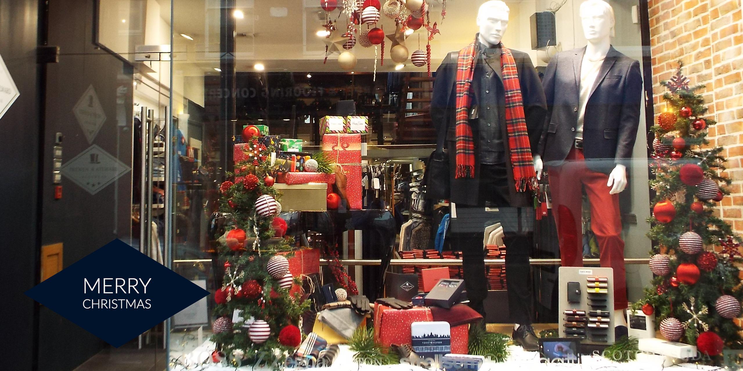 designer menswear christmas gifts for men frewen and aylward