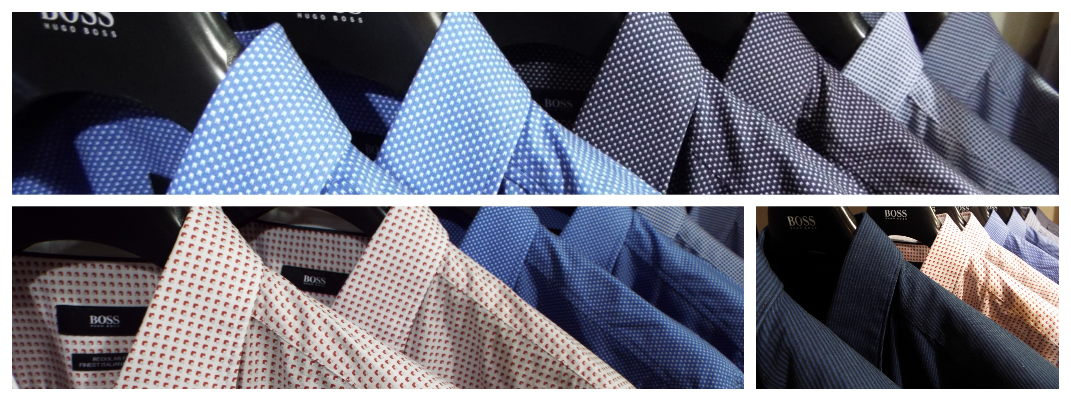 shirts collage