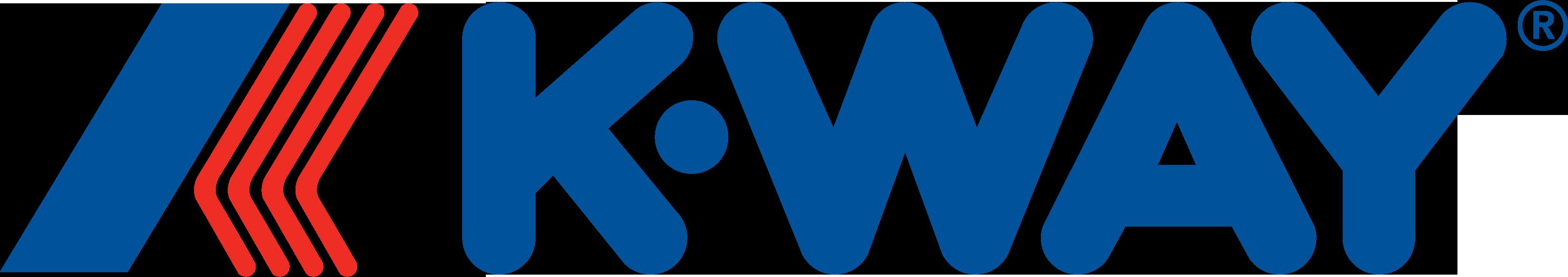K-Way_logo autumn winter menswear