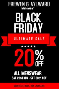 Copy of Black Friday Sale Flyer Template NEW
